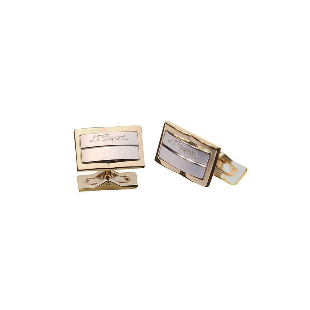 9fca3fa39d1 S.T. Dupont Cufflinks With Palladium Finish From D Coll