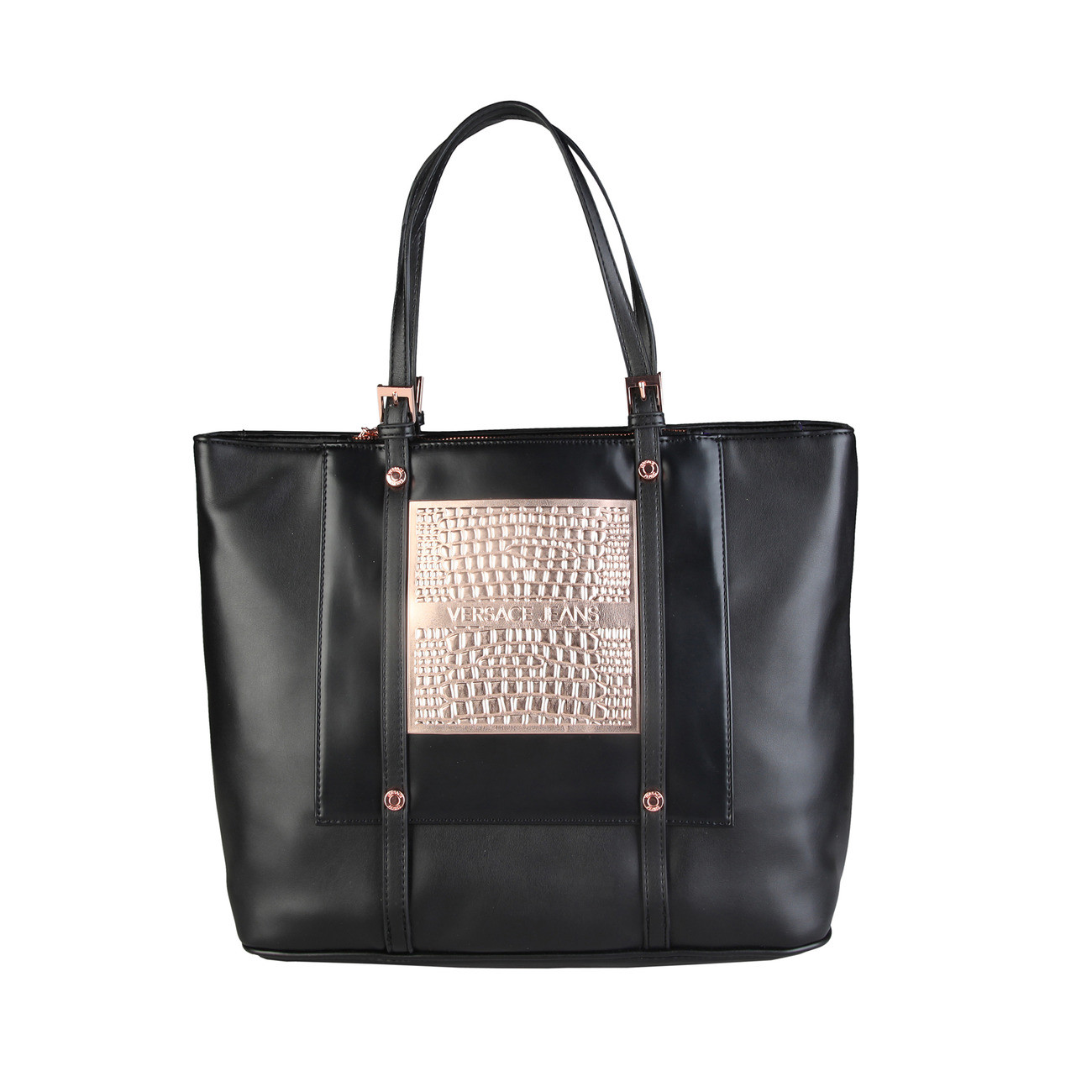 Ladies Shopping Bag Versace Jeans - E1VOBBP1 75358 From Eco Leather ... b583b4788b