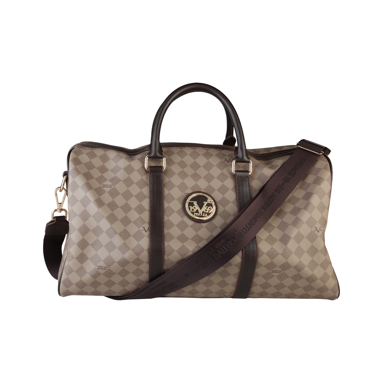 92750fdf8a Ladies Travel Duffle Bag V 1969 - 5VXW87652 From eco Leather In ...