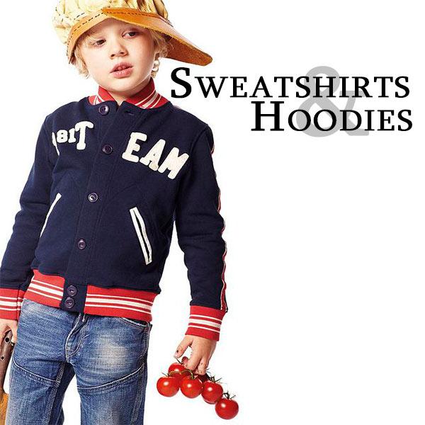 Hoodies and Sweatshirts Kids