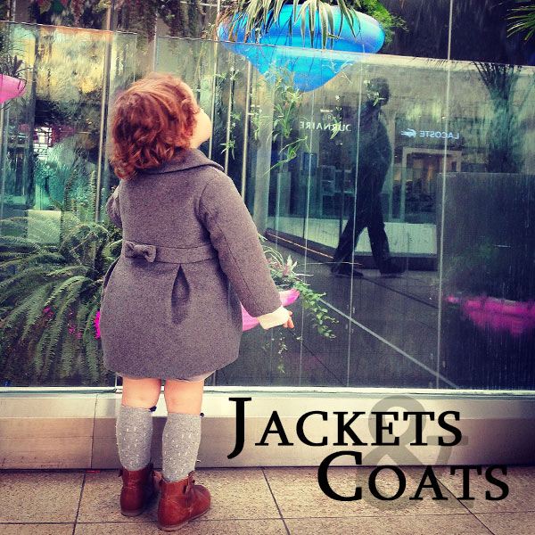 Jackets and Coats Kids