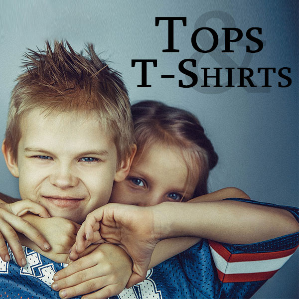 Tops and T-Shirts Kids