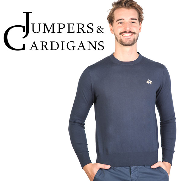 Jumpers and Cardigans Men