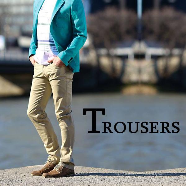 Trousers Men