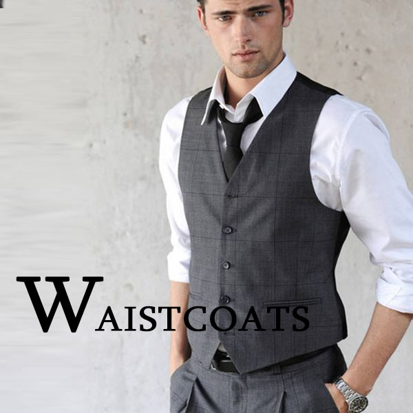 Waistcoats Men