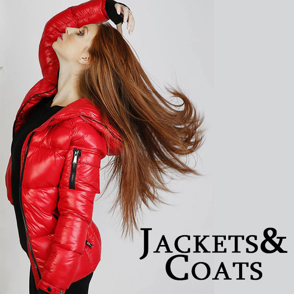 Jackets and Coats Women