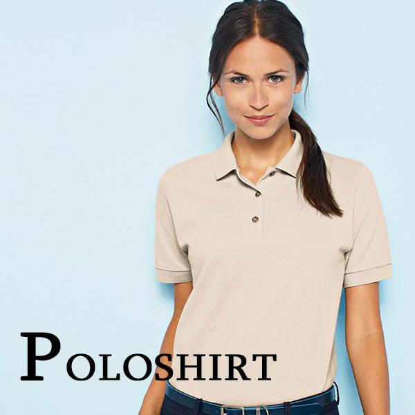 Poloshirts Women