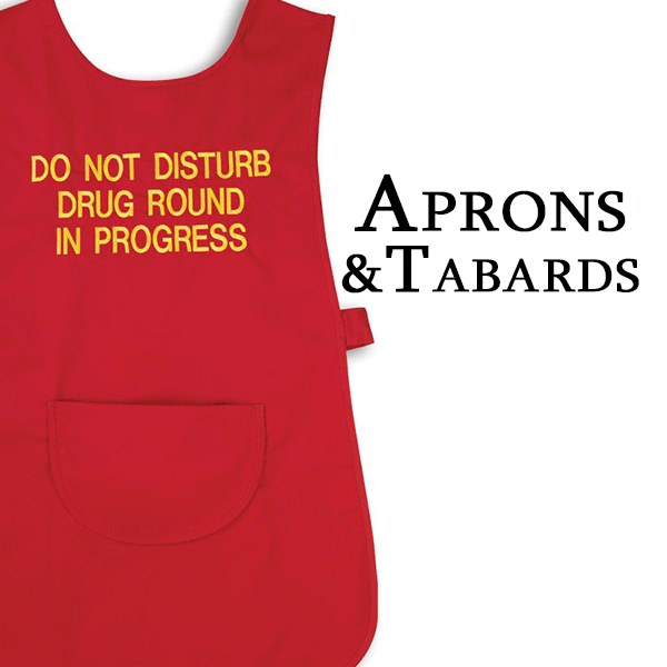 Aprons and Tabards Workwear