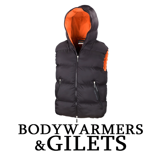 Bodywarmers and Gilets Workwear