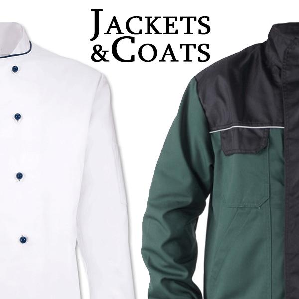Jackets and Coats Workwear