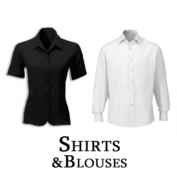 Workwear Shirts and Blouses