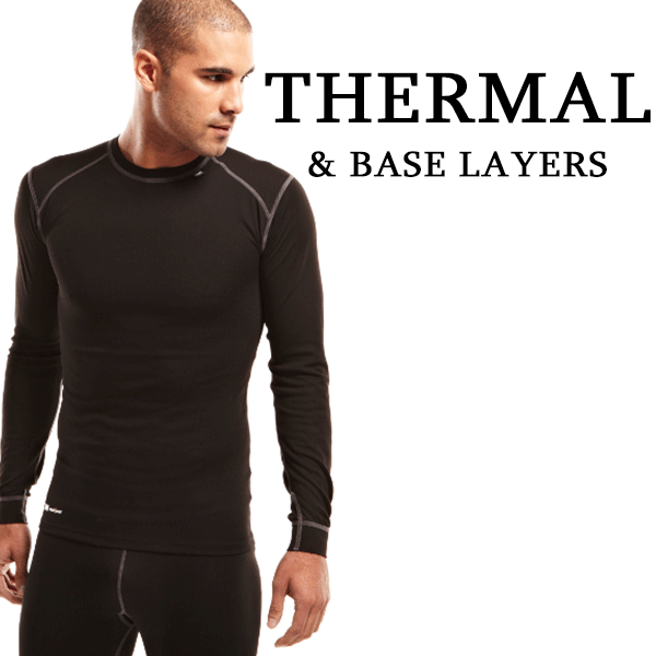 Workwear Thermal and Base Layer