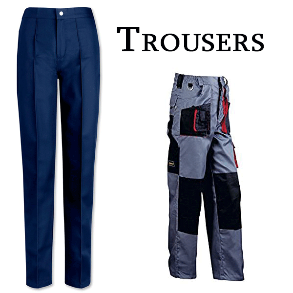 Trousers Workwear