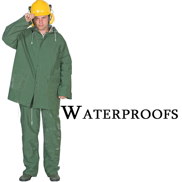 Workwear Waterproofs